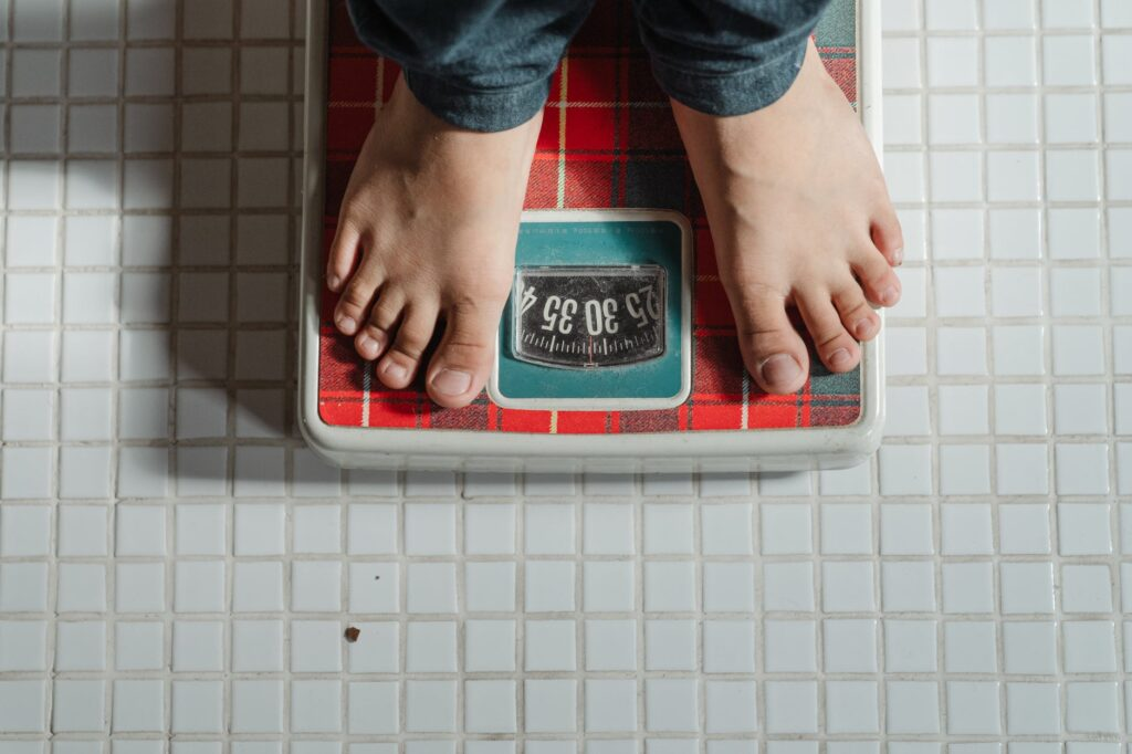 lose weight and blood sugar