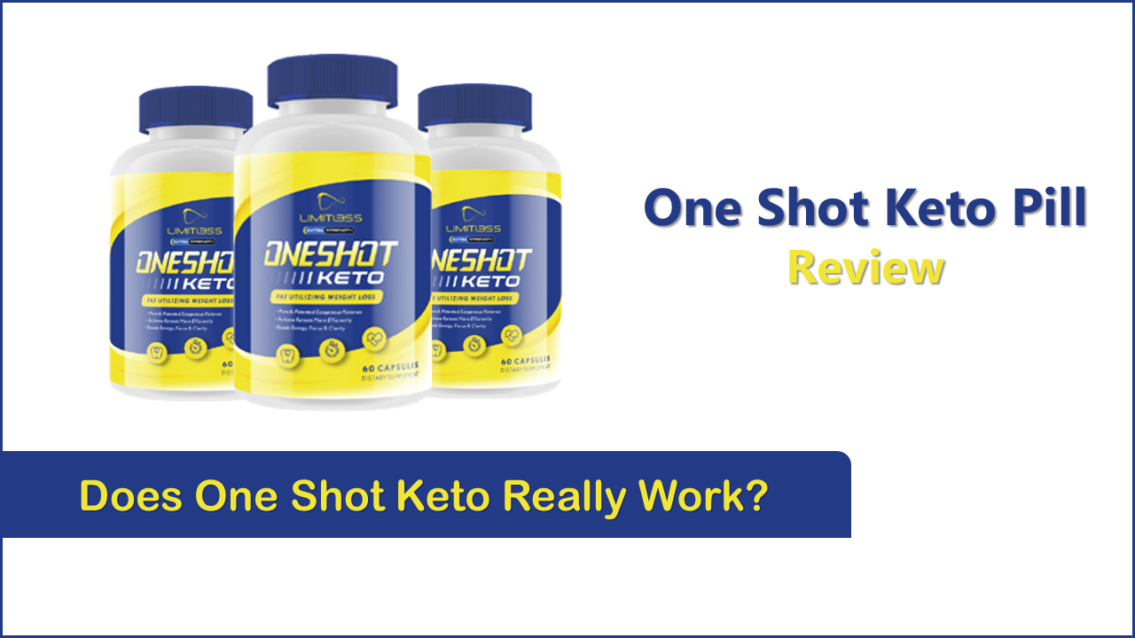 Does One Shot Keto Really Work